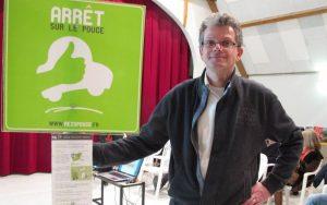 Armel Pitois, Président de l'association Pouces d'Yvelines